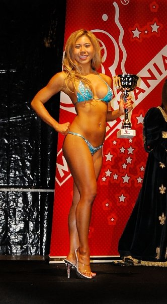 2008 MuscleMania Fitness Universe Italia Ms. Bikini