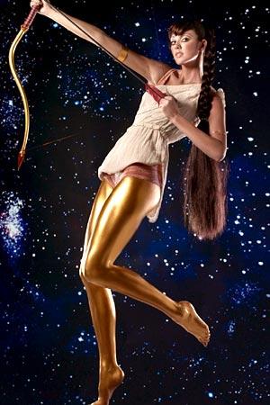 Brittany  Sagittarius