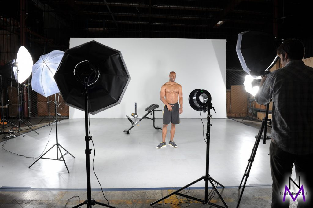 Powertec 2011 Catalog Shoot - Jamin Thompson