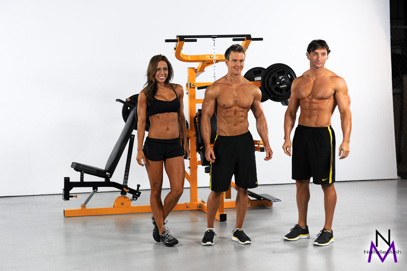 Powertec 2011 Catalog Shoot