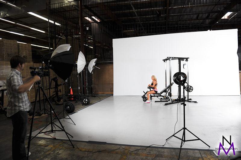 Powertec 2011 Catalog Shoot – Tiffany Gaughan