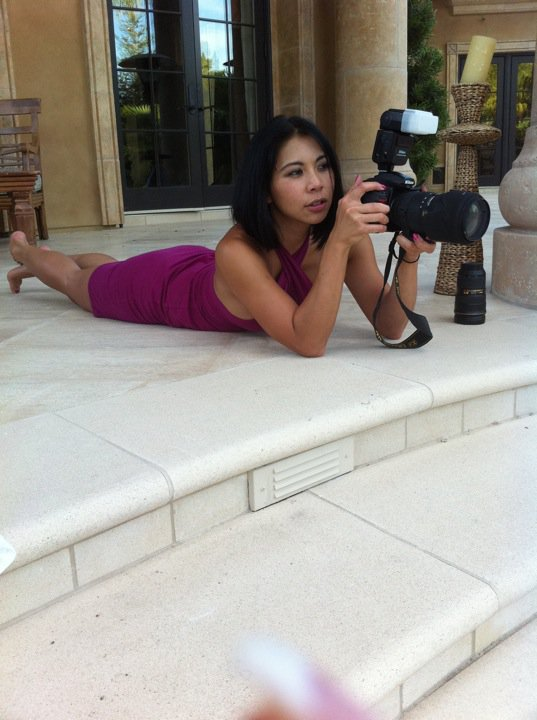 Behind the Scenes: Natalie Minh