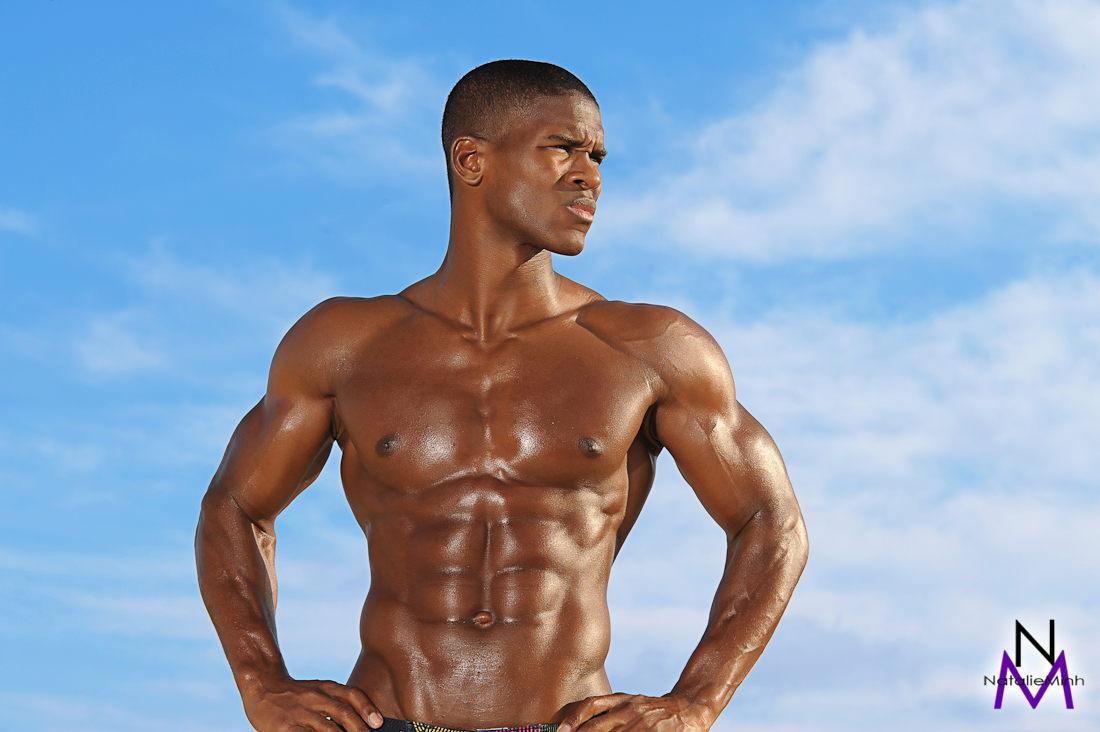 Fitness Model Frank Jones