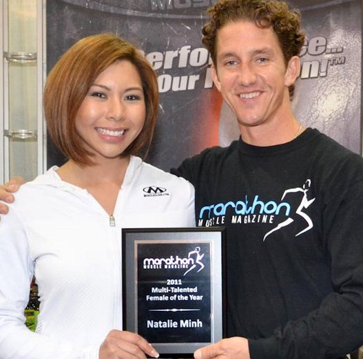 Natalie Minh: Marathon Muscle's Multi-Talented Female of the Year