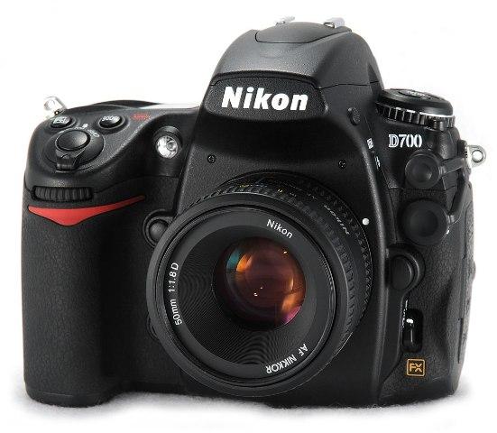 Nikon D700 DLSR Camera