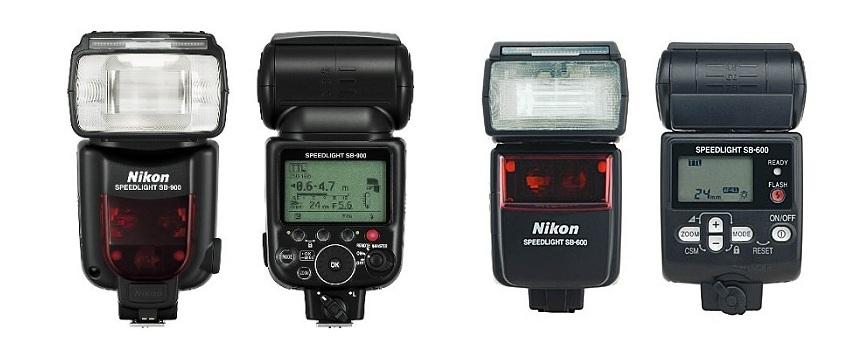 Nikon Speedlights