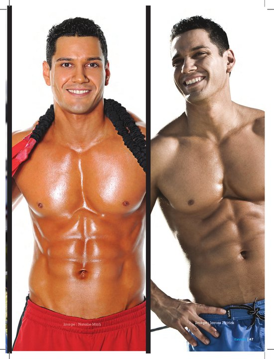 Fitness Model David Perez