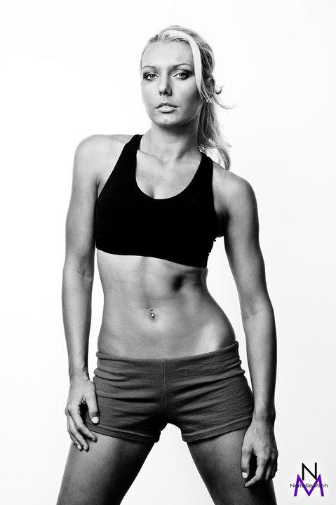 Fitness Model Samantha Kozuch