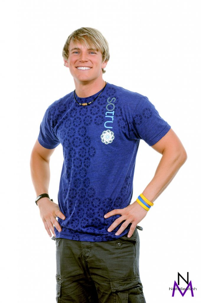 Fitness Model Jeremy Williamson
