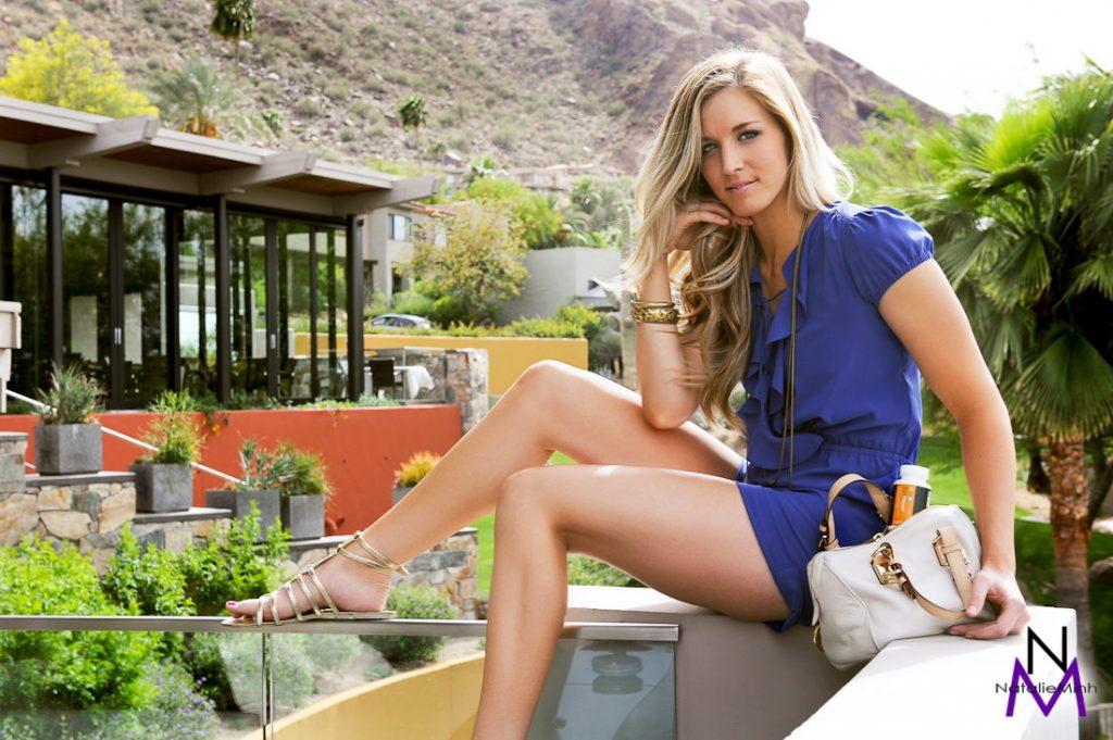 Fitness Model Danielle Pascente