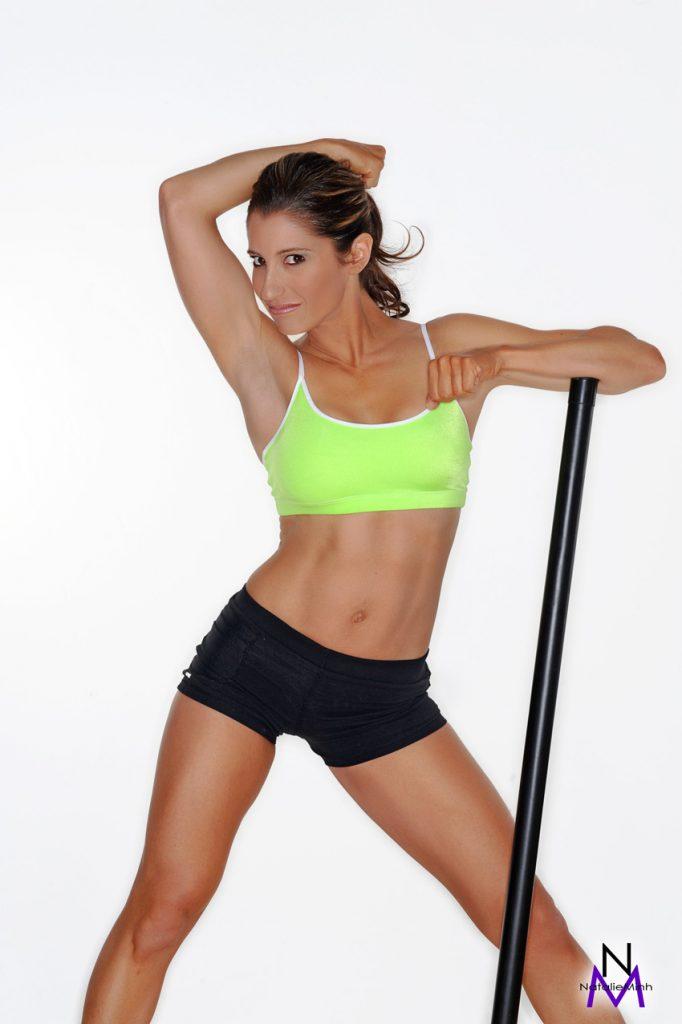 Fitness Model Lisa Robins