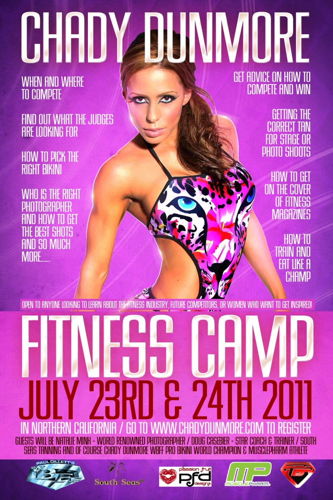 Chady Dunmore's Fitness Camp
