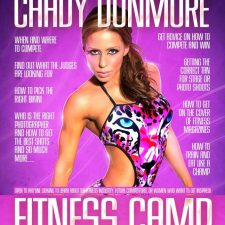 WBFF Pro Bikini World Champion Chady Dunmore's Fitness Camp, July 23-24, 2011 Northern California