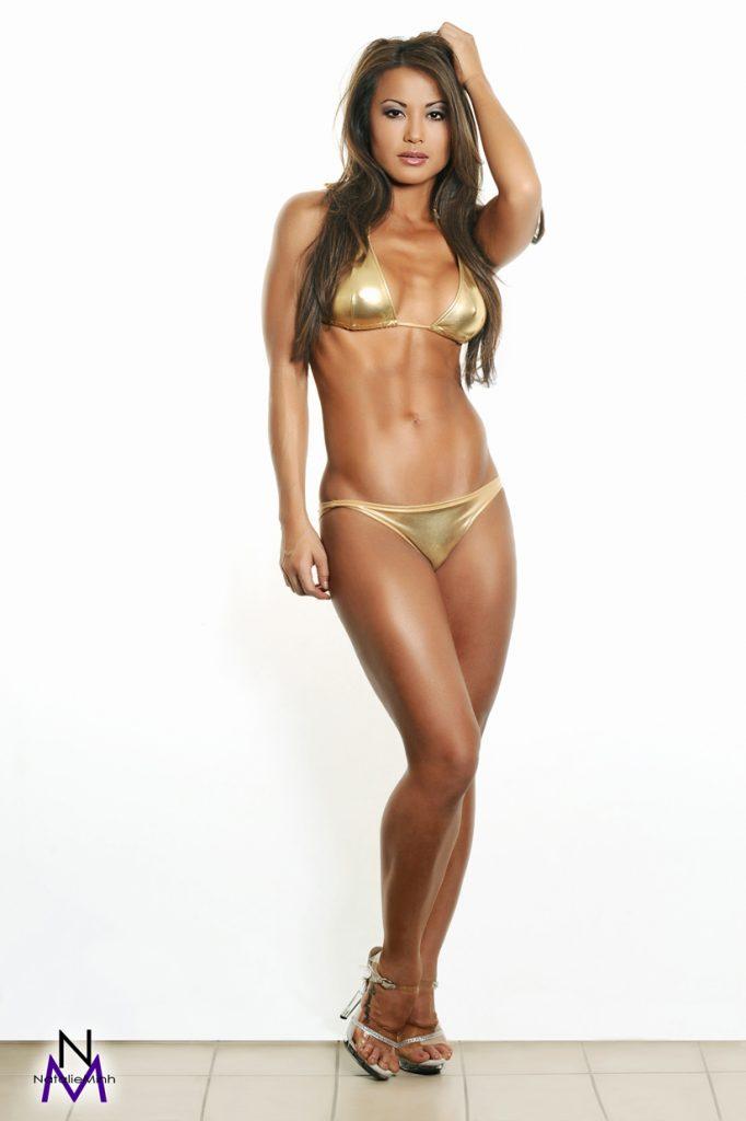 IFBB Bikini Pro Tianna Ta