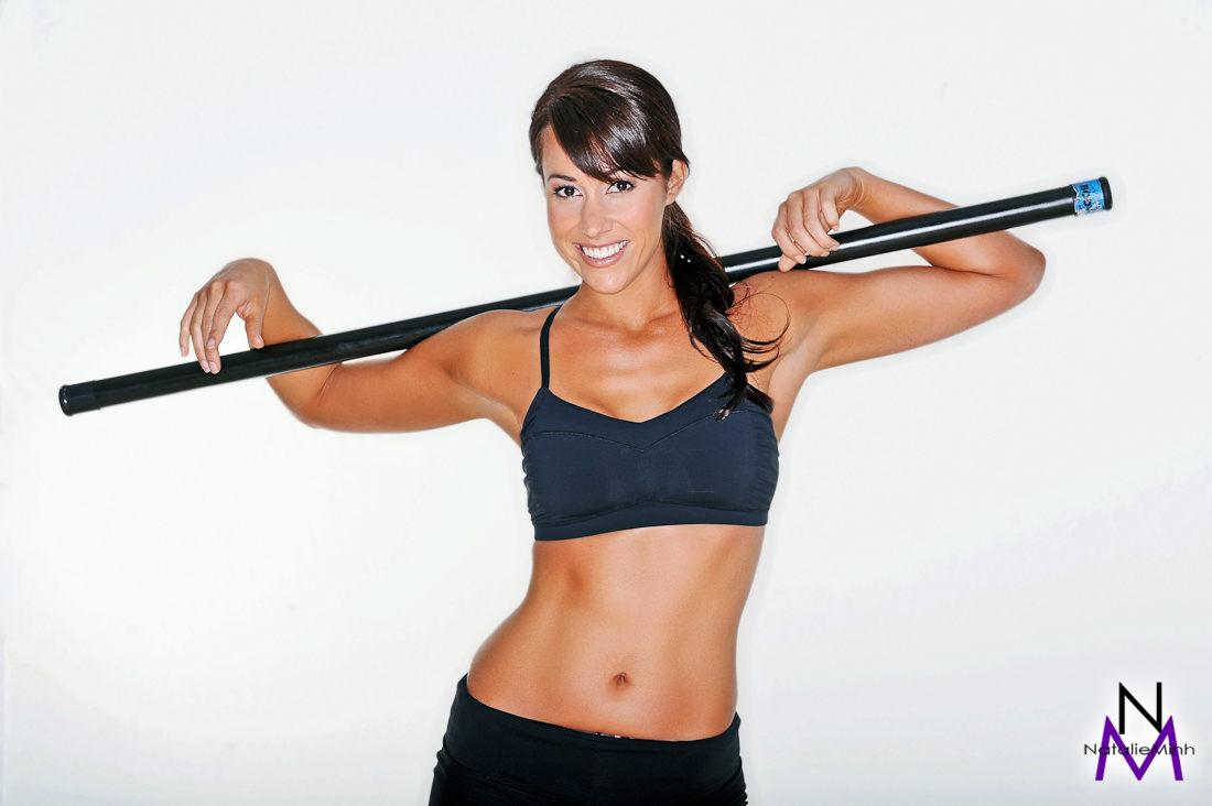 Fitness Model Tessa Knotter