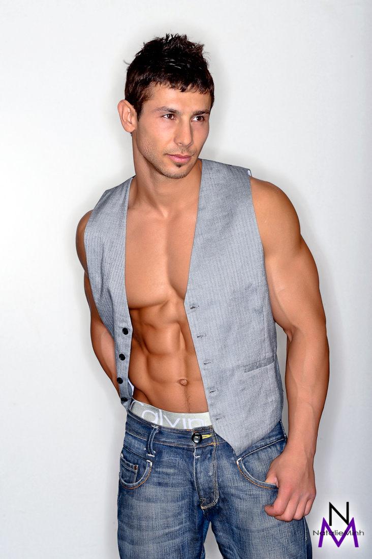 Fitness Model Sal Hassan