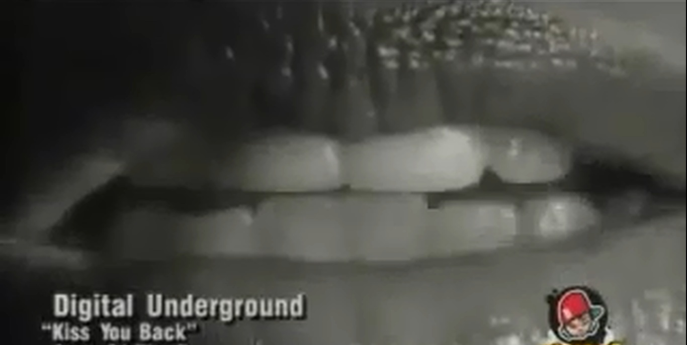 Kiss You Back by Digital Underground
