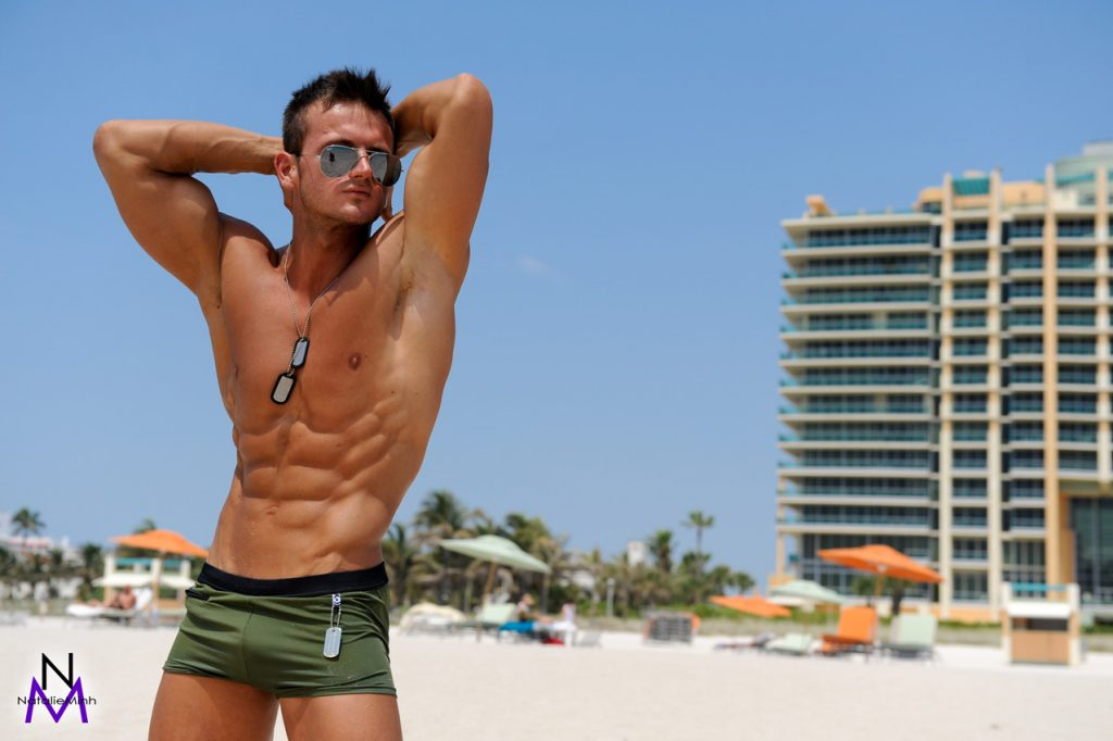 Interview with Italian Fitness Model Luca Sossai