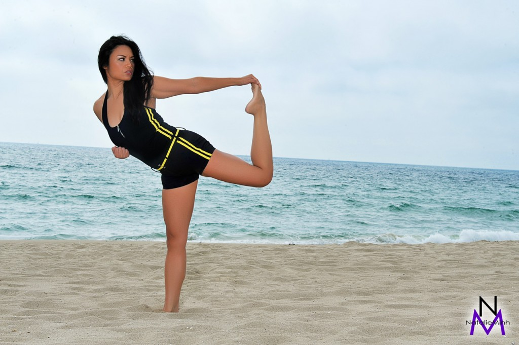 Interview with 78-pound Weight Loss Success & Fitness Model Mitchie De Leon