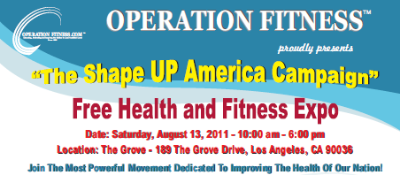 Shape Up America Health & Fitness Expo