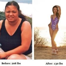 Interview with Fat Loss Warrior & Fitness Model, Mitchie De Leon