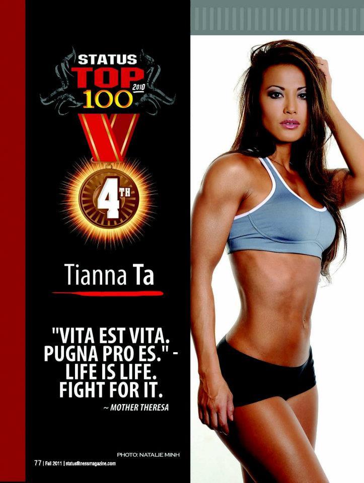 IFBB Pro Tianna Ta