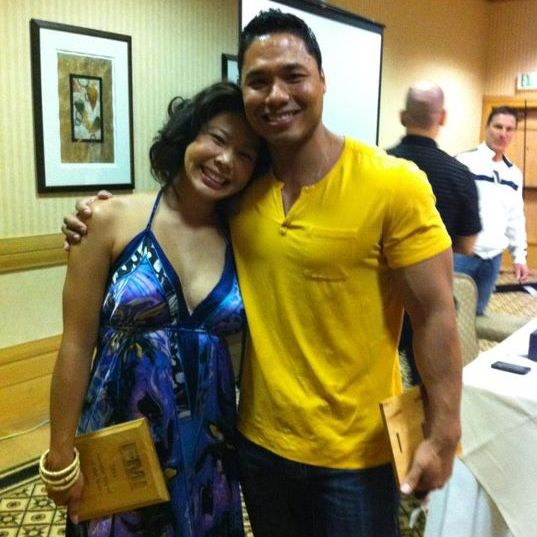 FMI 2011 Talent of the Year Award Winners - Natalie Minh & Bobby Ashhurst