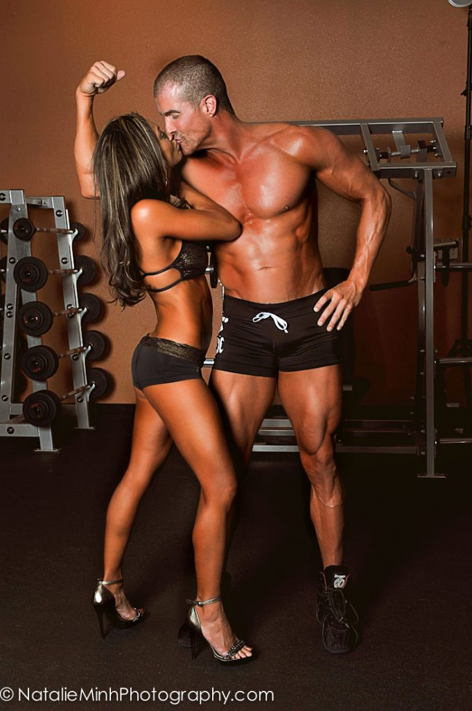 The Muscle Couple Jay & Anh Campbell
