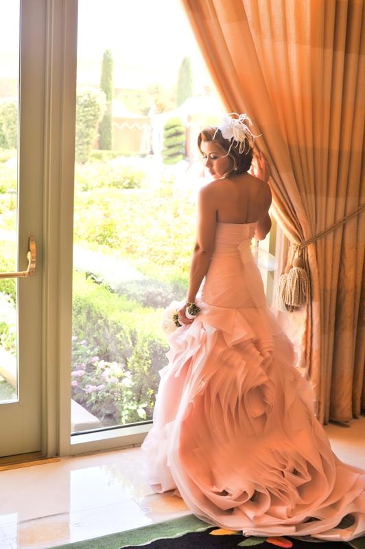 Natalie Minh Wedding