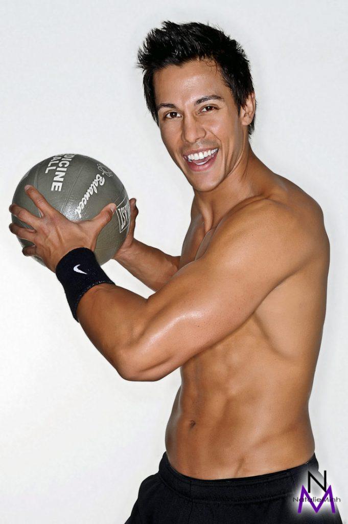 Fitness Model Sean Sette