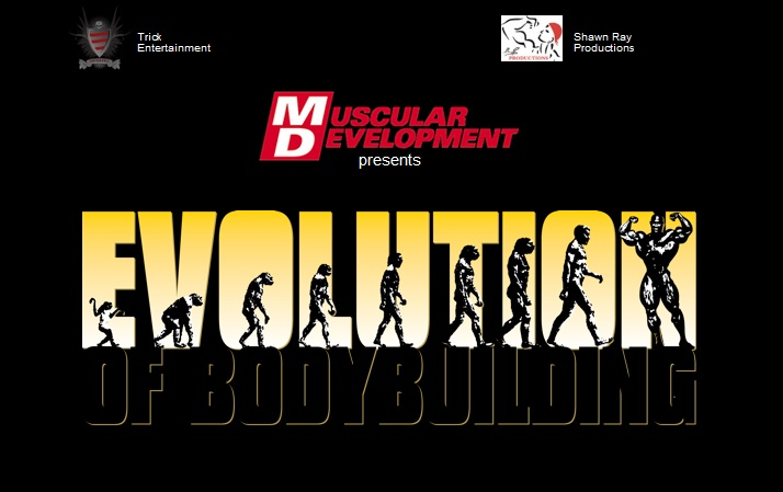 Evolution of Bodybuilding The Movie