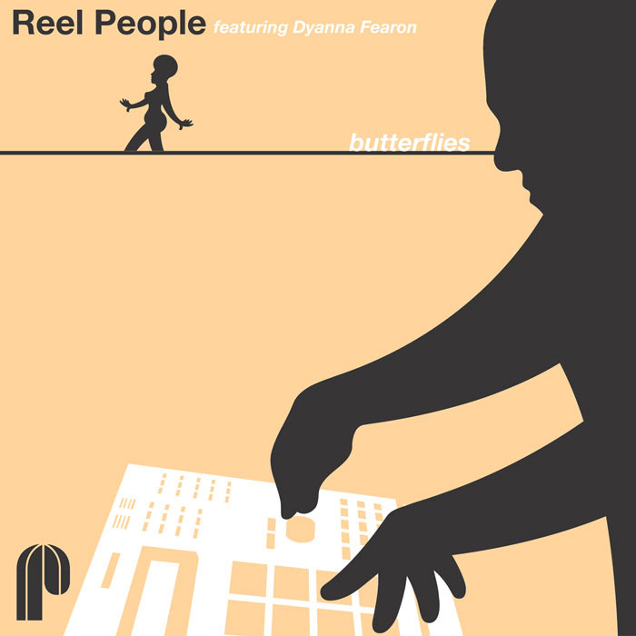 Song Du Jour - Butterflies by Reel People Featuring Dyanna Fearon (Restless Soul Heaven Mix)