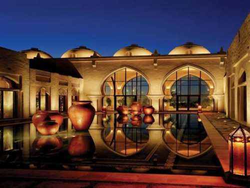 DINE AT TAGINE, ONE & ONLY ROYAL MIRAGE