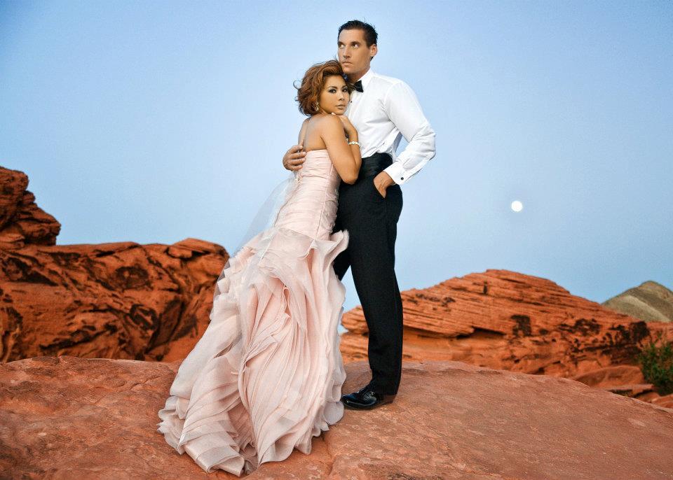 Natalie Minh & Andrew Leone Wedding