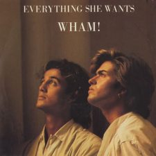Song Du Jour – Everything She Wants by Wham