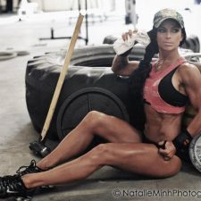 Interview with Fitness Model, Figure Competitor & Mother of 2 Ashley Horner (PICS)