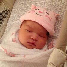 Meet my daughter Tianna Mai-Linh!