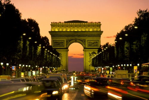 Arc Triumphe, Paris