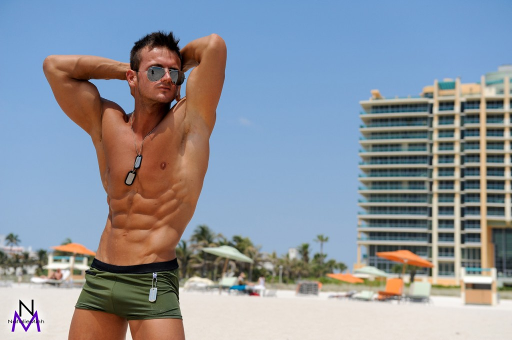 FITNESS MODEL LUCA SOSSAI