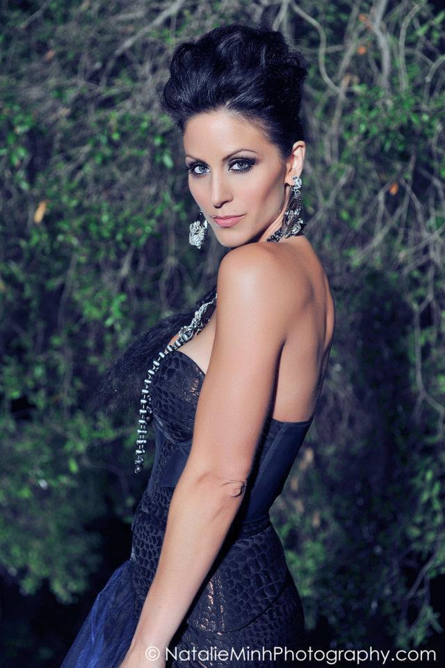 Model Universe Champion Melissa Cary