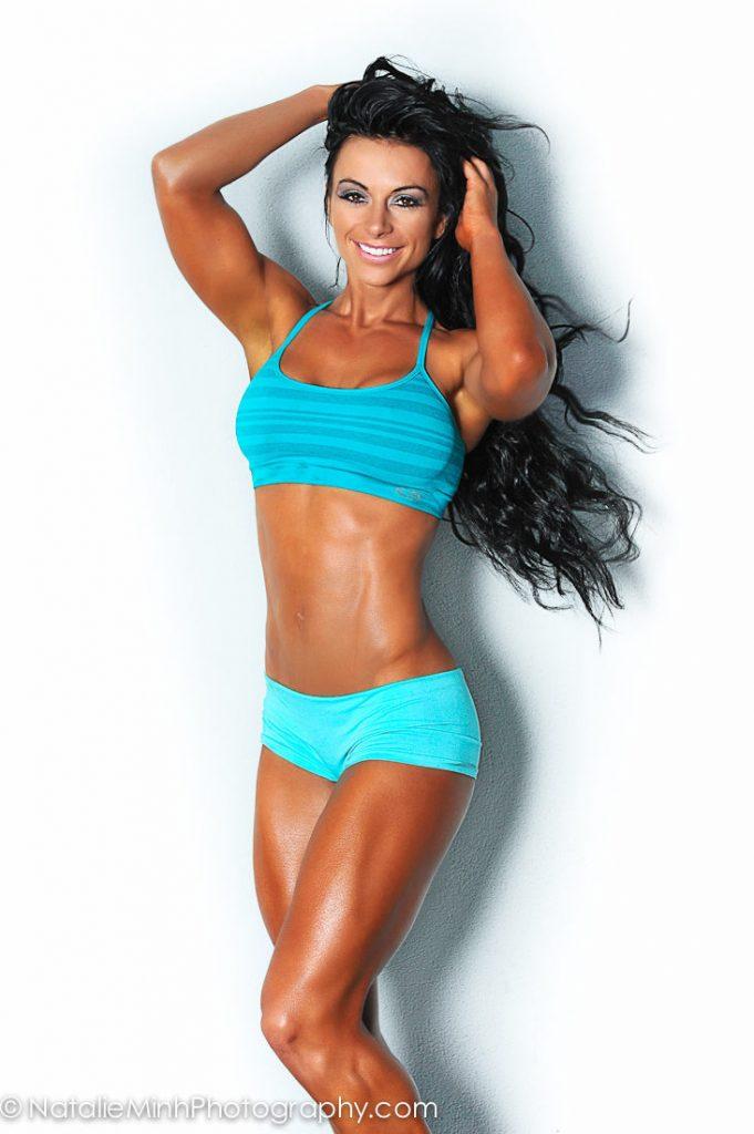 Fitness Model/Fitness Competitor Ashley Horner