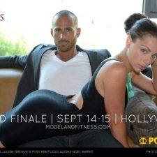 Los Angeles Event: 2012 Powertec Model & Fitness World Finale, September 14-15, 2012