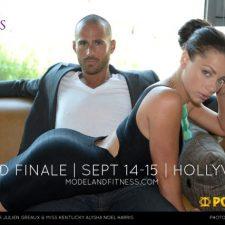 Los Angeles Event: 2012 Powertec Model & Fitness World Finale, September 14-15, 2012
