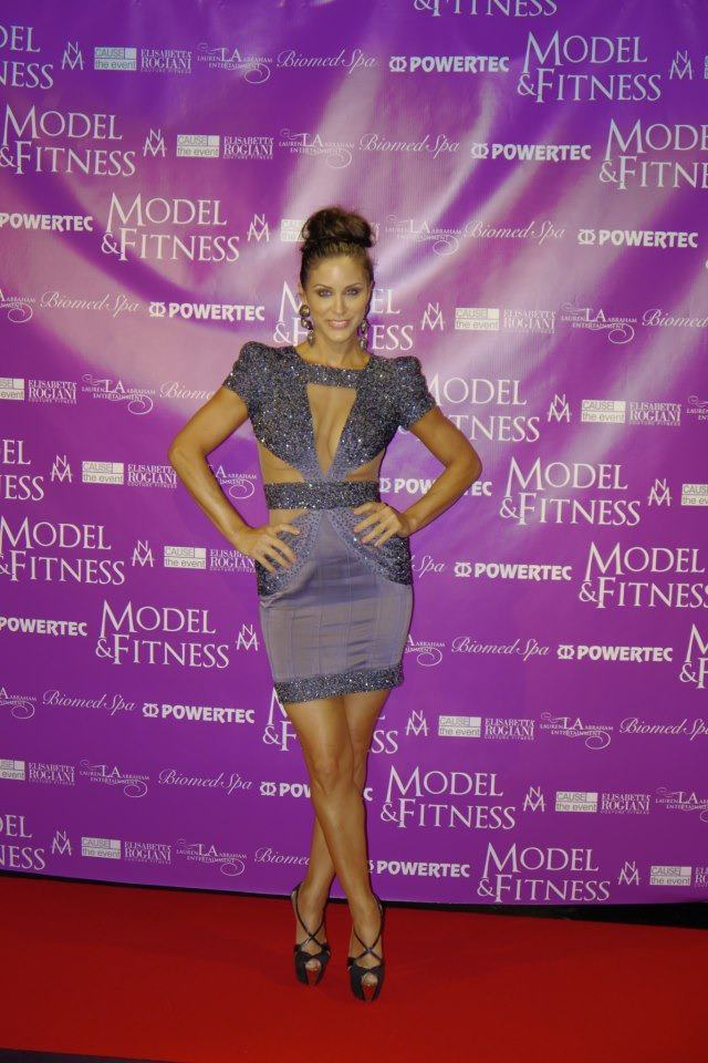 Event Host - Model Universe Melissa Cary