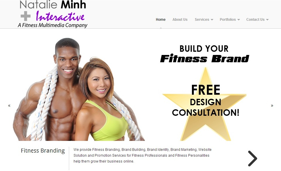 Fitness Branding, Brand Building, Brand Identity, Brand Marketing