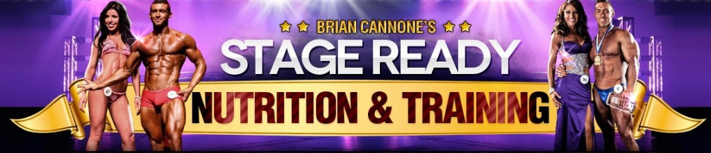 Stage Ready Nutriton & Training by Brian Cannone