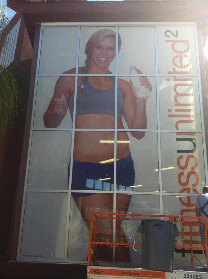 Kathryn Gozstyla Fitness Unlimited 2 Banner