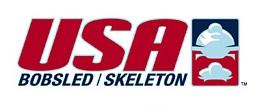 USA Bobsled Skeleton