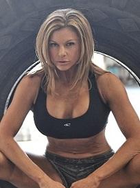 WBFF Pro Sharon Polsky