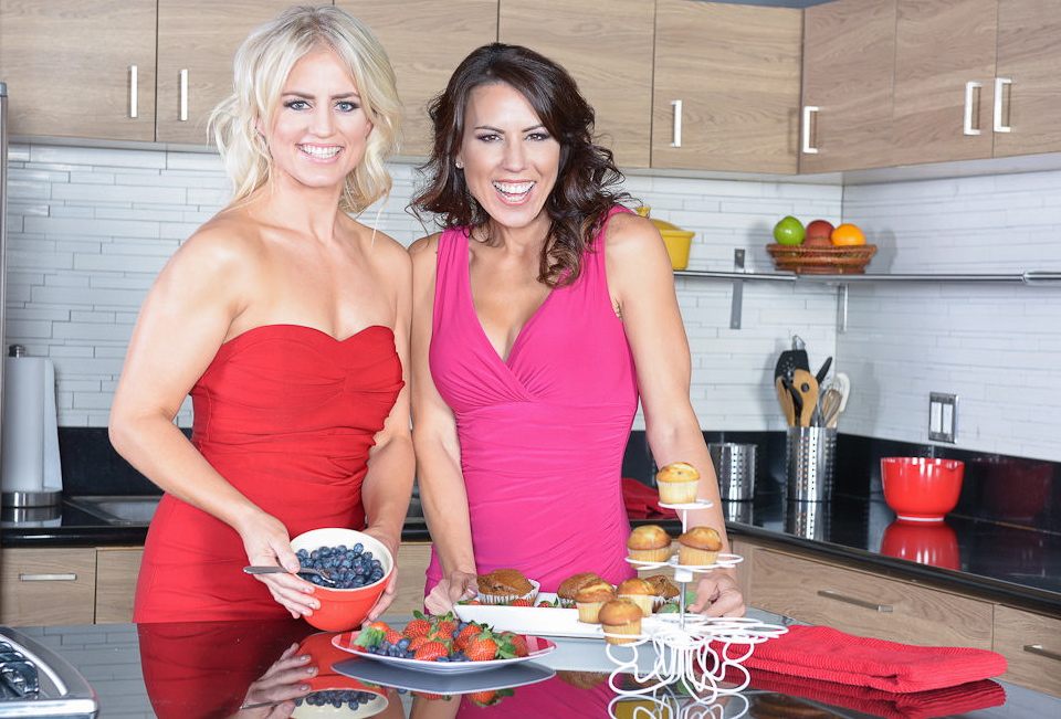 Fit Mom Shannon Wallace & Kim Miller